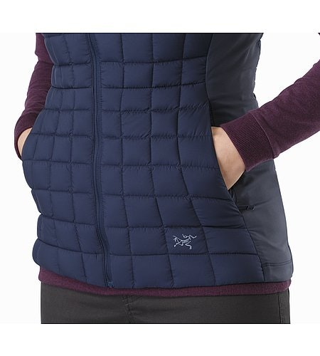 Narin Vest Women's Nighthawk Hand Pocket