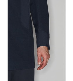 Naviar AR Coat Dark Navy Cuff
