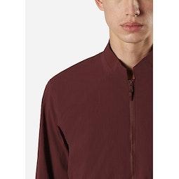 Nemis Jacket Oxide Collar