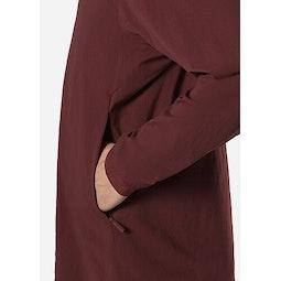 Nemis Jacket Oxide Hand Pocket