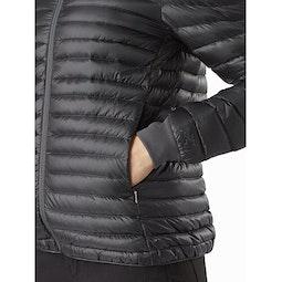 Nexis Jacket Women's Cinder Hand Pocket