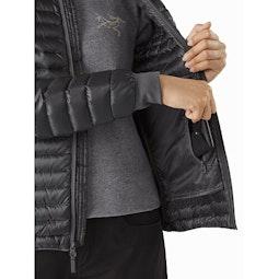Nexis Jacket Women's Cinder Internal Security Pocket