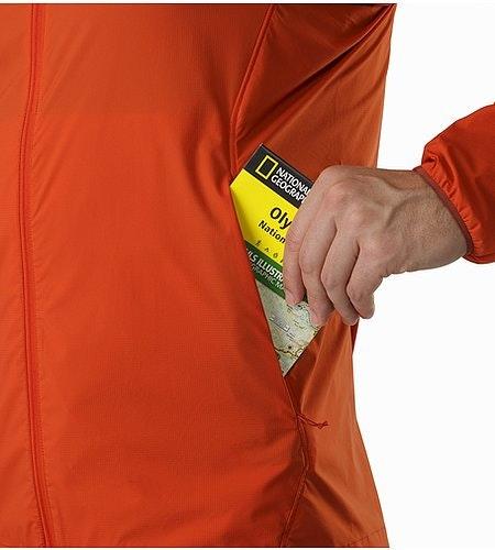 Nodin Jacket Arcturus Hand Pocket