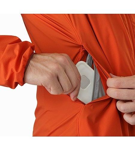 Nodin Jacket Arcturus Security Pocket