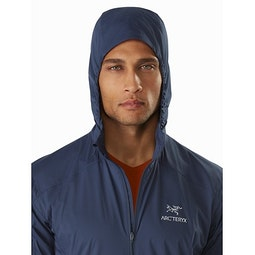 Nodin Jacket Exosphere Hood Up