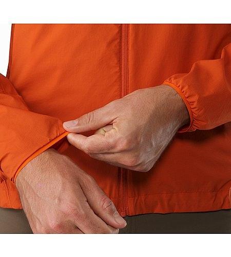 Nodin Jacket Rooibos Cuff