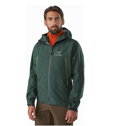 Nodin Jacket Rooibos Outfit