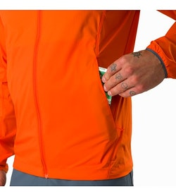 Nodin Jacket Trail Blaze Hand Pocket