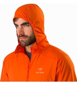 Nodin Jacket Trail Blaze Hood Up