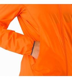 Nodin Jacket Women's Awestruck Hand Pocket