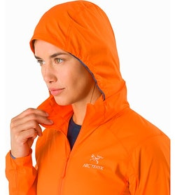 Nodin Jacket Women's Awestruck Hood Up