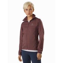 Nodin Jacket Women's Inertia Front View 1