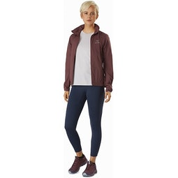 Nodin Jacket Women's Inertia Full View