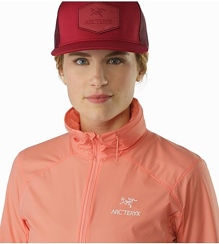 Nodin Jacket Women's Lamium Pink Closed Collar