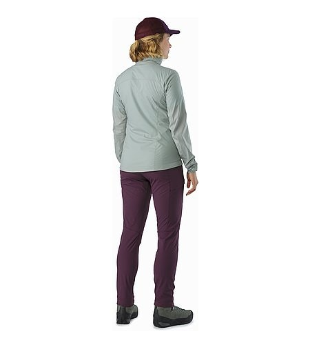 Nodin Jacket Women's Sage Back View