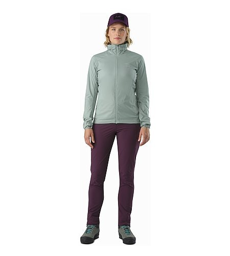 Nodin Jacket Women's Sage Front View