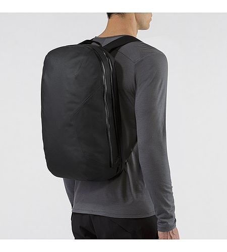 Nomin Pack Black Back View 2
