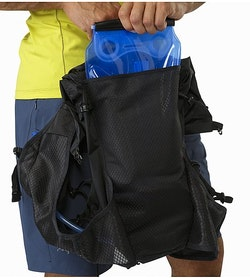 Norvan 14 Hydration Vest Black 2L Source Hydration Bladder