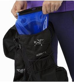 Norvan 7 Hydration Vest Black 2L Source Hydration Bladder