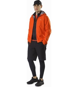 Norvan Jacket Flare Front View