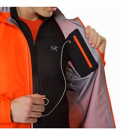 Norvan Jacket Flare Internal Security Pocket