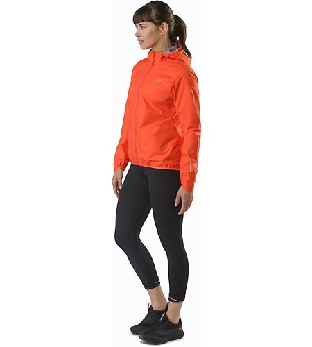 Norvan Jacket Women's Aurora Front View
