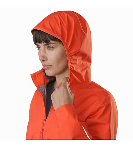 Norvan Jacket Women's Aurora Hood Up