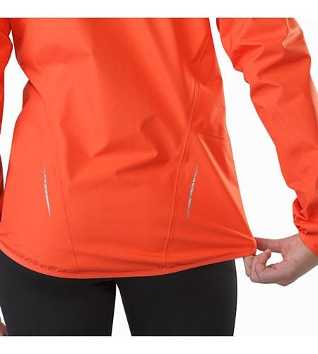Norvan Jacket Women's Aurora Stretch Hem