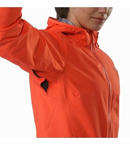 Norvan Jacket Women's Aurora Underarm Vents