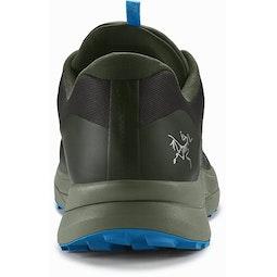 Norvan LD 2 GTX Shoe Hydroponic Spiral Back View
