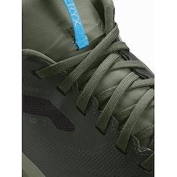 Norvan LD 2 GTX Shoe Hydroponic Spiral Lace Detail