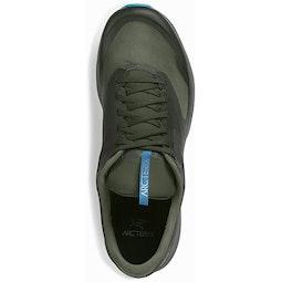 Norvan LD 2 GTX Shoe Hydroponic Spiral Top View