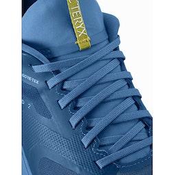 Norvan LD 2 GTX Shoe Nomad Elytron Lace Detail