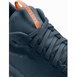 Norvan LD 2 GTX Shoe Women's Astral Solus Lace Detail