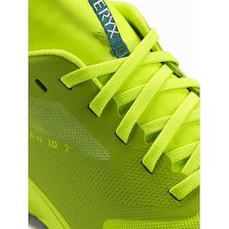 Norvan LD 2 Shoe Pulse Paradigm Lace Detail