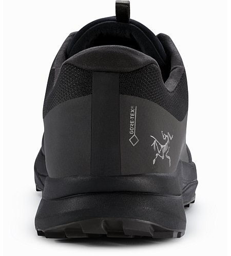 Norvan LD GTX Shoe Black Shark Back View