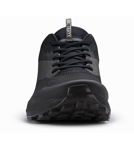 Norvan LD GTX Shoe Black Shark Front View