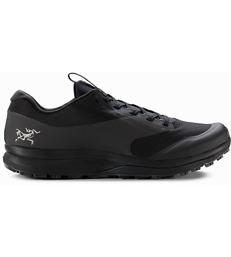 Norvan LD GTX Shoe Black Shark Side View