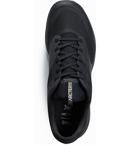 Norvan LD GTX Shoe Black Shark Top View