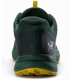 Norvan LD GTX Shoe Conifer Everglade Back View