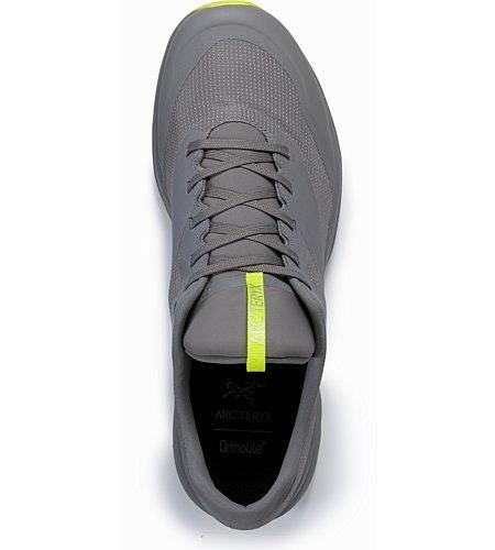 Norvan LD GTX Shoe Light Titan Venom Arc Top VIew