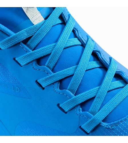 Norvan LD GTX Shoe Women's Baja Dewdrop Lace Detail