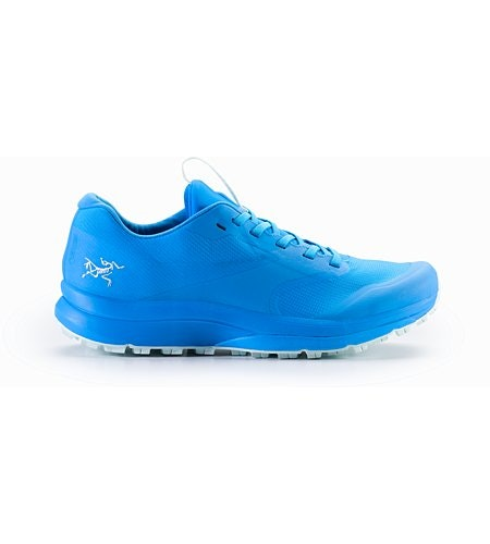 Norvan LD GTX Shoe Women's Baja Dewdrop Side View