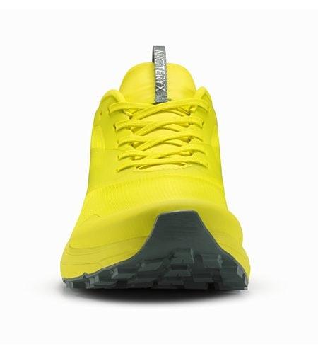 Norvan LD鞋子青黄色正面