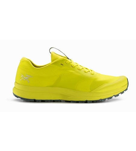 Norvan LD鞋子青黄色侧面
