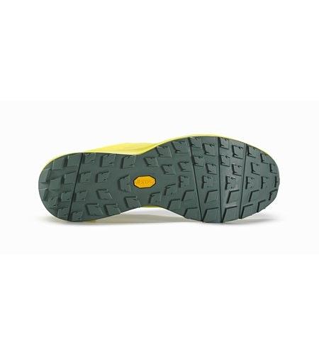 Norvan LD Shoe Venom Arc Balsam Green Sohle