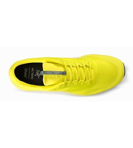 Norvan LD Shoe Venom Arc Balsam Green sett ovenfra