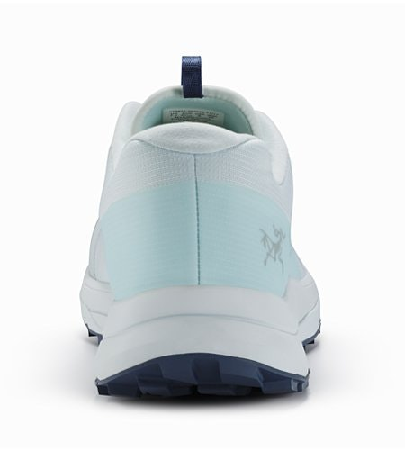Norvan LD Shoe W Dew Drop Hecate Blue Back View
