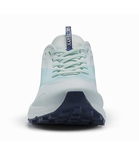 Norvan LD Shoe W Dew Drop Hecate Blue Front View