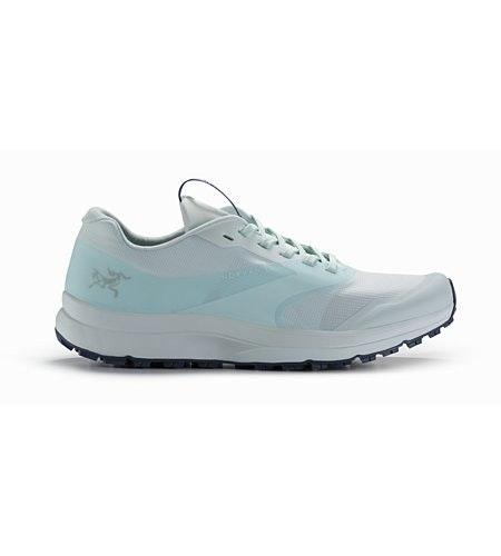 Norvan LD Shoe W Dew Drop Hecate Blue Side View
